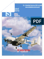 Military IP Wireless Networks