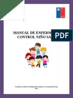 Manual Control Niño Sano Angelica