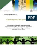 ISO 26000 de Responsabilidade Social