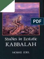 Idel, Moshe - Studies in Ecstatic Kabbalah (SUNY, 1988)