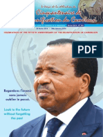 Cameroon Reunification_Presidency of Cameroon