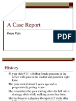 A Case Report - Knee
