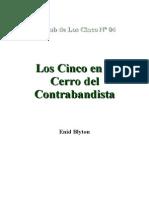 Blyton Enid - Los Cinco 04 - Los Cinco en El Cerro Del Contrabandista