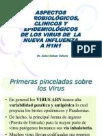 Aspectos Microbiológicos de Virus Influenza (2)
