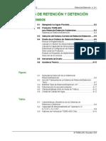 Manual Ingenieria Tigre-ADS_Cap 6 Retencion y Detencion