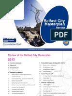 Belfast City Masterplan