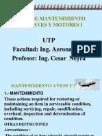 Avion y Motor Clase1