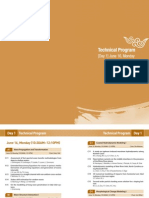 ICCE2014 Program Session Timetable