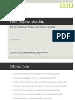 02 Kuratko8eCh01 - The Revolutionary Impact of Entrepreneurship