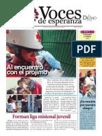 Voces de Esperanza 16 de junio de 2014