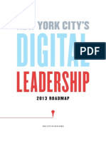 New York City Digital Roadmap