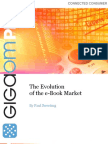 Gigaom Pro Evolution of the e Book Market