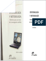 Samaja Epistemologia y Metodologia Comprimido