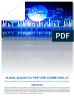 Global Acquisition Partners Income Fund, LP