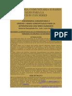 Enfermeria Comunitaria II Bases Conceptuales Para La Intervencion Con Seres Humanos
