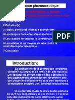 Contrefa%E7on Des m%E9dicaments Par Djebrouni