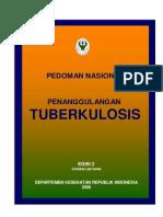 Buku Pedoman Nasional Penatalaksanaan Tuberkulosis