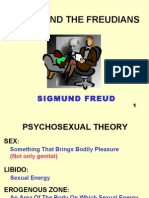 Freud and Freudian