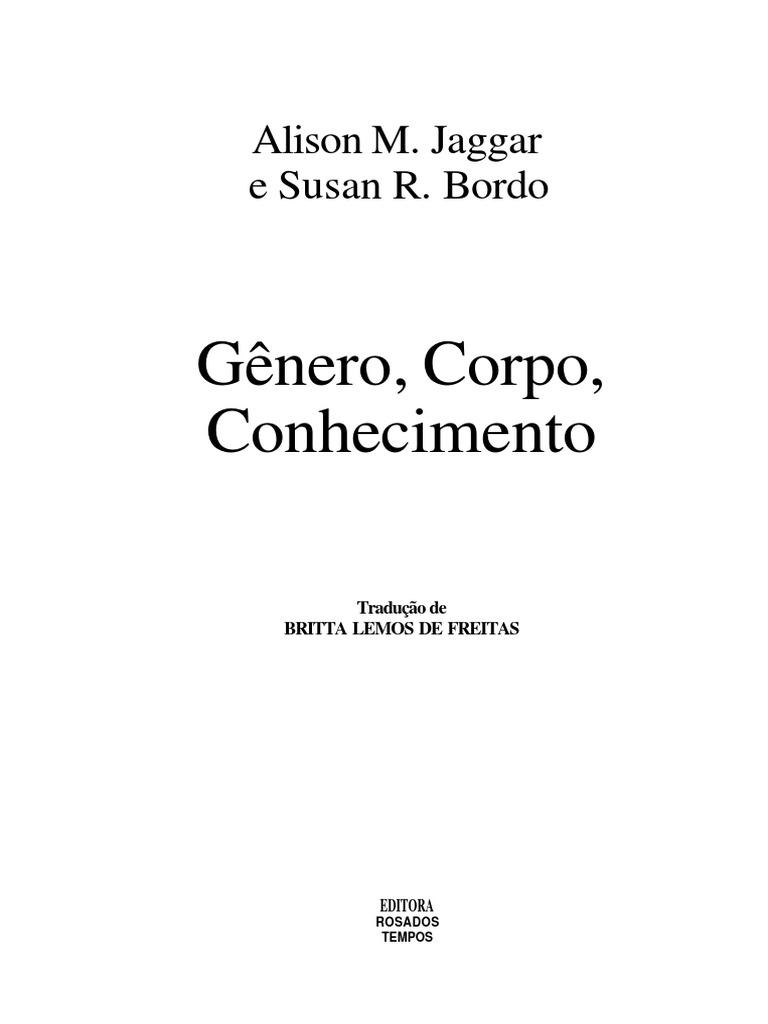 Genero corpo e conhecimento fandeluxe Image collections