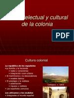 Vida y Cultura Colonial