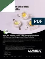 Lumex_New2w_3w_5w-HPleds