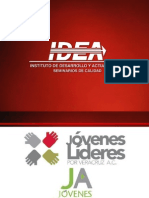Ing. Vicente Liderazgo Centrado en Valores Jovlideres