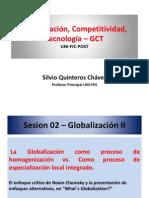 Globalización, Competitividad, Tecnología – GCT