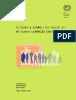 Empleo y Protección Social OIT