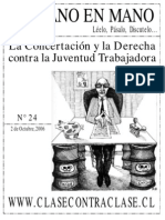 De Mano en Mano Nº24 (02 de Octubre de 2006)