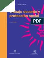 Trabajo Decente y Proteccion Social OIT