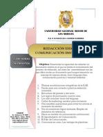 Programa de Redaccion y Comunicacion