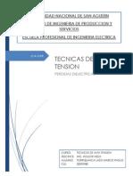 perdidas dielectricas - informe