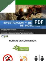 Investigacion y Reporte de Incidentes (2014)
