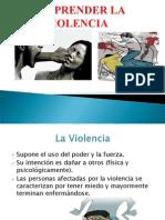 Presentacion Tema Del Violencia