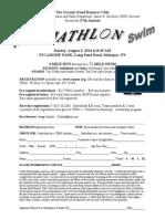 Taconic Biathlon 2014 Flyer