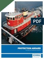 Tug Fire Suppression System F-2011216