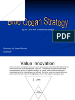 Blue Ocean Strategy Summary