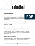 Origen El Basketball