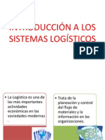 Introduccion a Los Sistemas Logisticos