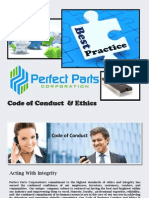perfect parts code of conduct and business ethics - copy