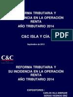 Presentacion Reforma CyC