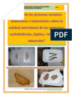 Nutricion Info de Fritura