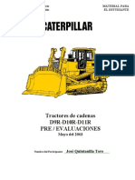 Tractores D10R 2002