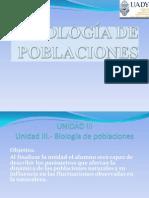 Ecologia de Poblaciones
