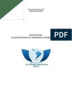 estatutos 2012