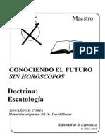 13 Escatologia Maestro