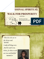 saunders my personal spiritual walk excerpt chp  1