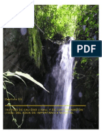 Icatest Calidad de Agua