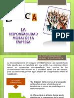 Etika y Actividad Empresarial 2014