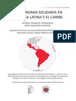 CELAM DEJUSOL Economia Solidaria en America Latina